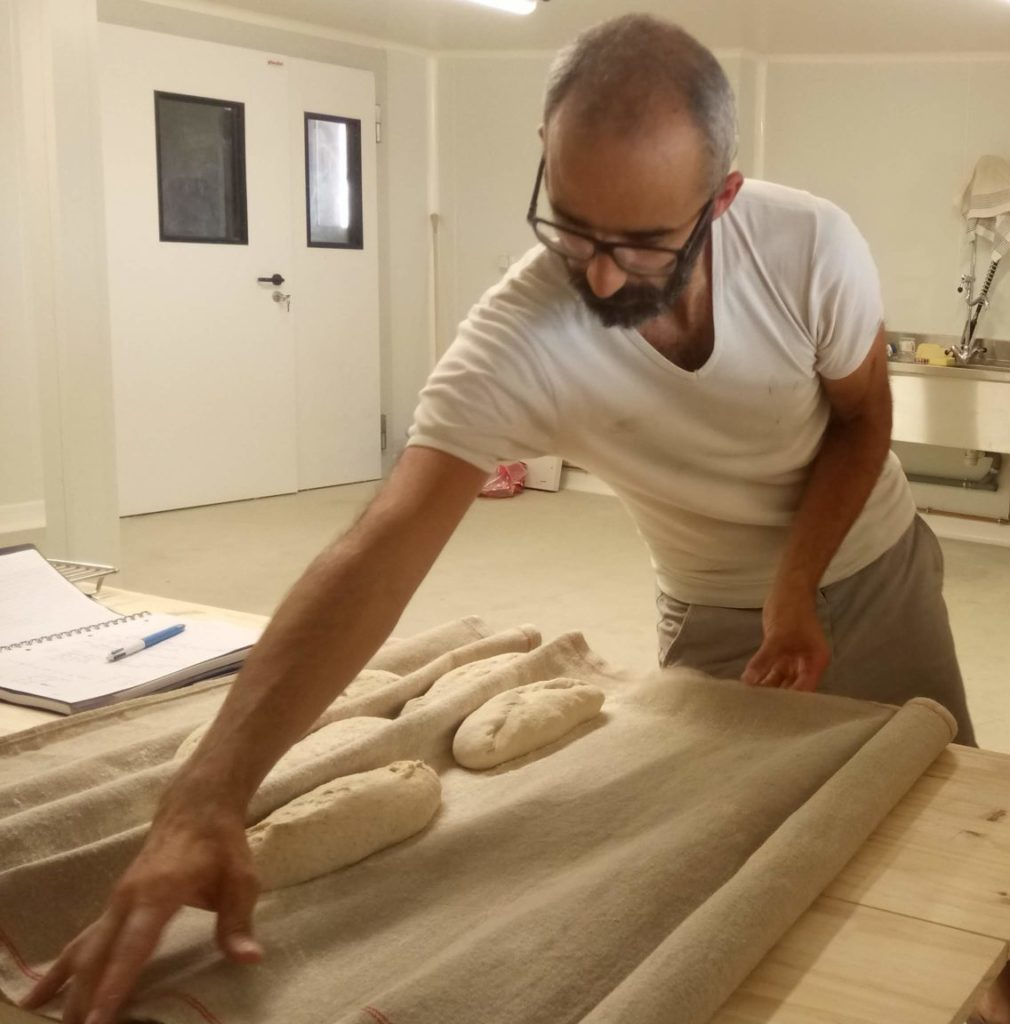 Yohan Boniface, boulanger à Toussacq, propose un contrat pain